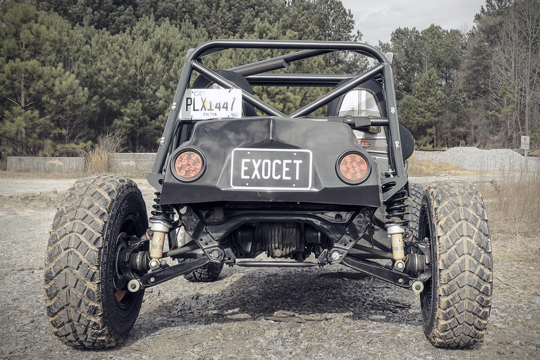 Exocet Off Road Buggy By Exomotive Hiconsumption