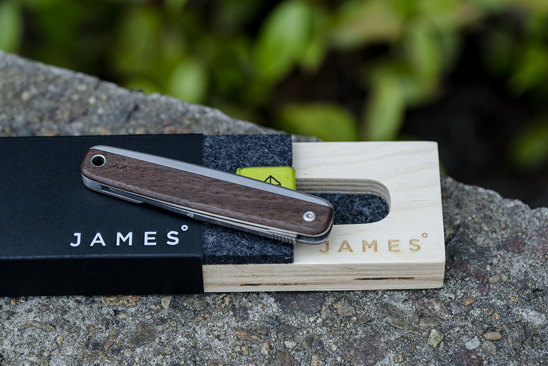 James Brand The County Knife Review 2