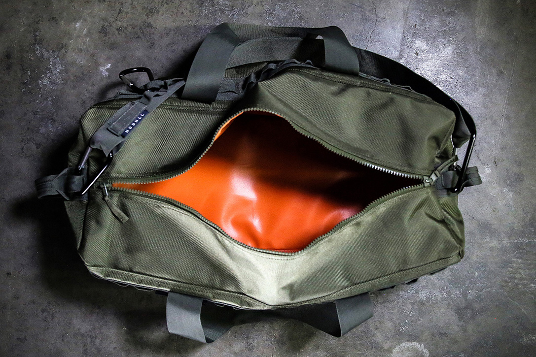 NoBull Traditional Duffle 1
