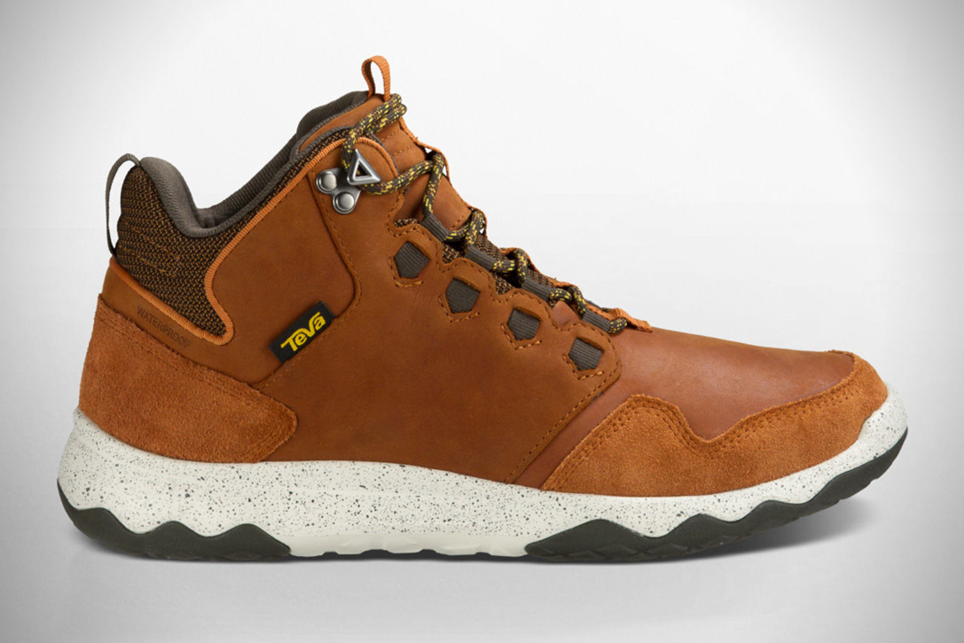 db02e53377 Teva Arrowood Lux Mid Hiking Boot | HiConsumption