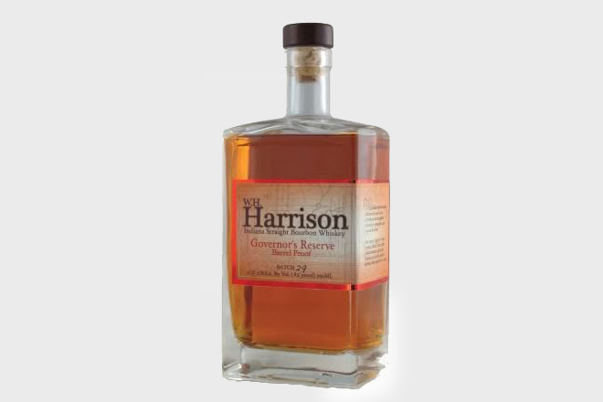 W.H. Harrison Governor's Reserve
