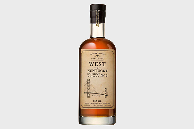 West of Kentucky Bourbon