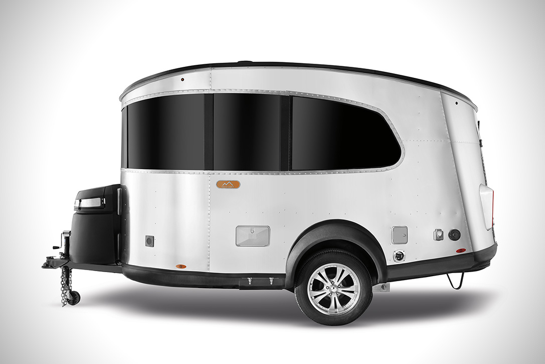 Airstream Travel Trailer >> Airstream Basecamp Trailer | HiConsumption