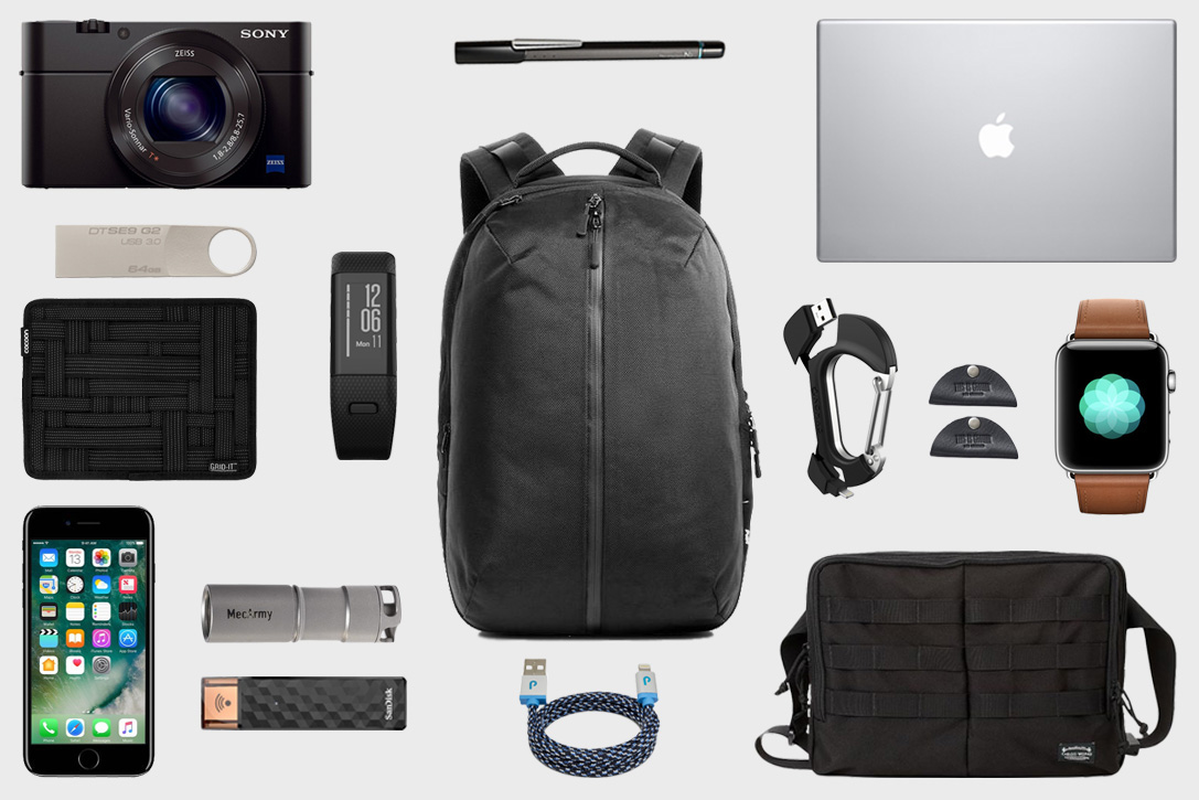 20 High-Tech Everyday Carry Essentials