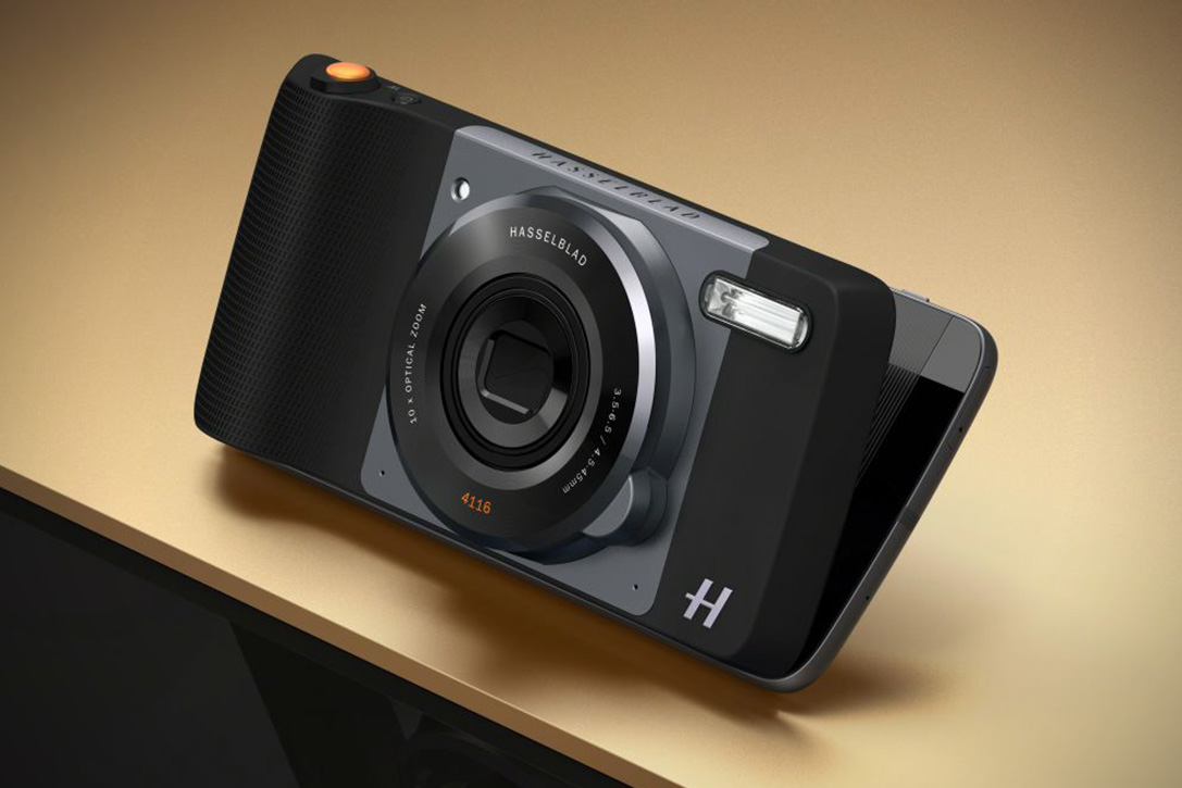 Hasselblad True Zoom Camera