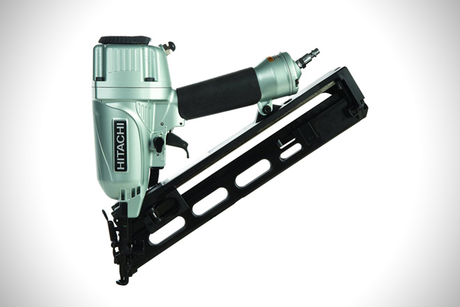 Hitachi Angled Finish Nailer