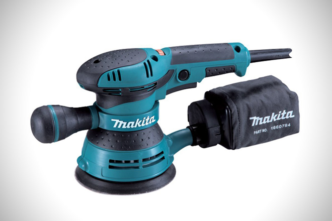 Makita Random Orbit Sander Kit