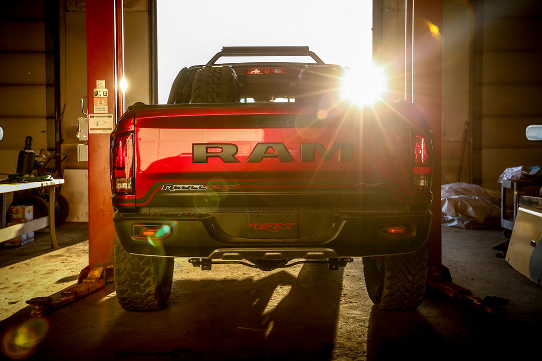 Dodge Ram Rebel Trx Concept Hiconsumption