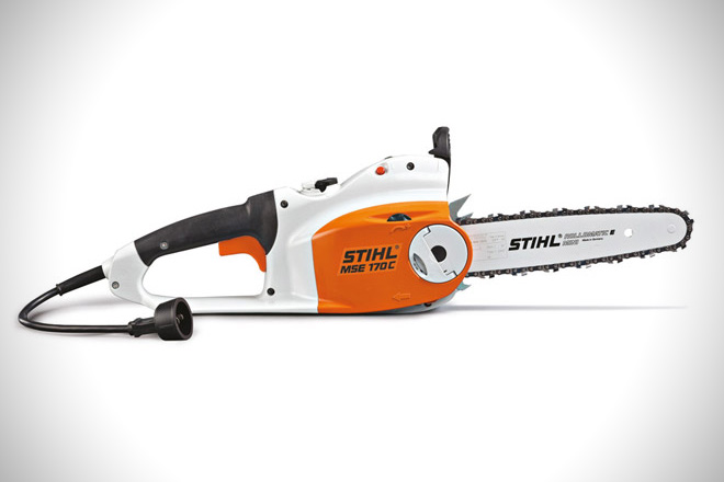 Stihl electrical corded chainsaw