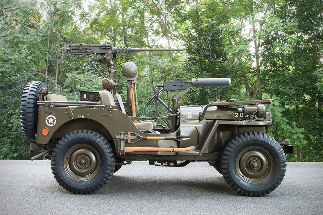 1951 Willys M38 Jeep Hiconsumption
