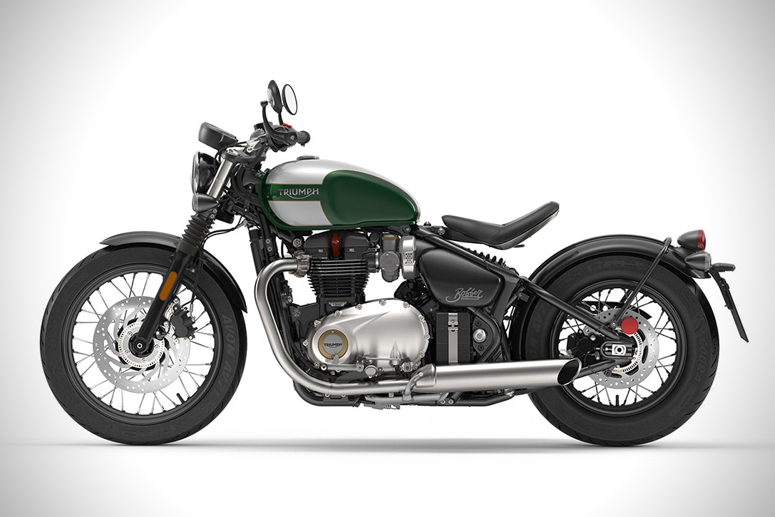 BMW M1 For Sale >> 2017 Triumph Bonneville Bobber | HiConsumption