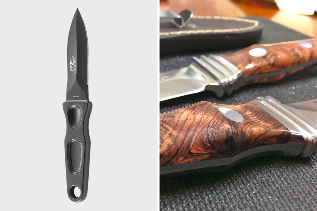 AG Russell Knife Designers