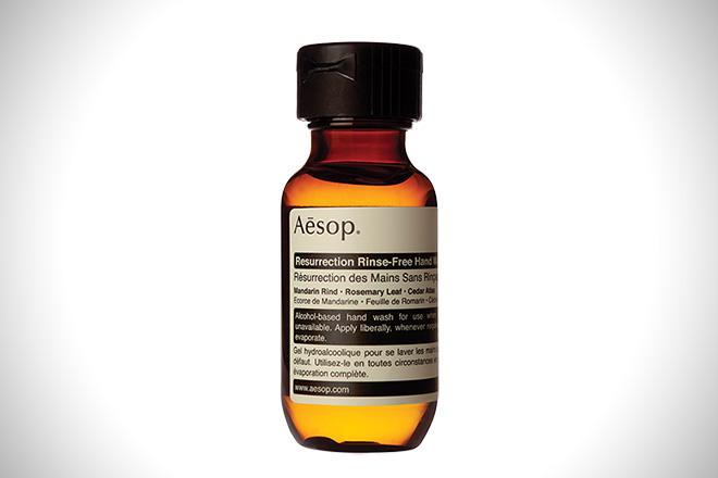 Aesop rinse free hand wash