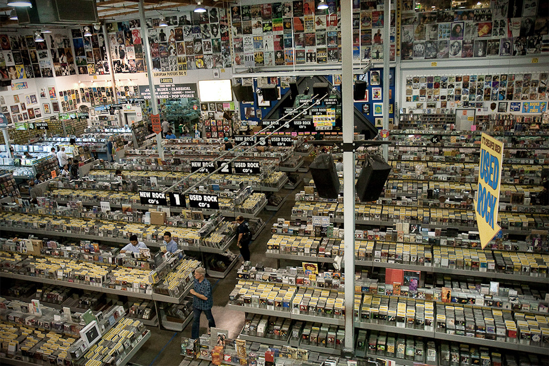 Pick N Pull 18 Best Record Stores In America Hiconsumption