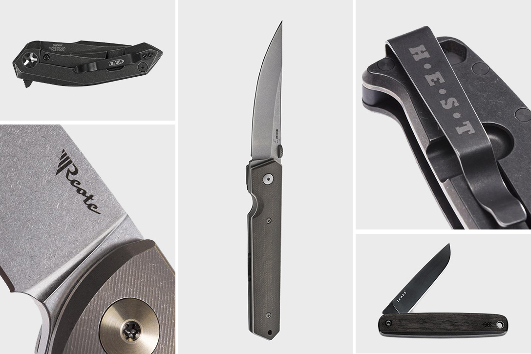Top 50 Best EDC Knives For Men – Sharp Every Day Carry Blades
