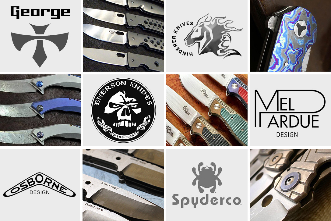 Leading Edge: 18 Best EDC Knife Designers