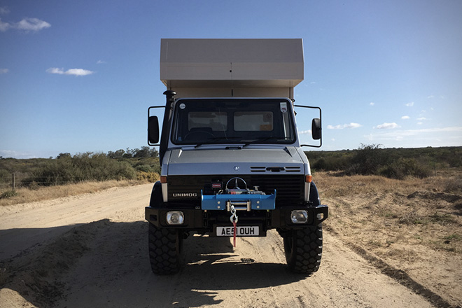Bliss Mobil Expedition Vehicle Hiconsumption