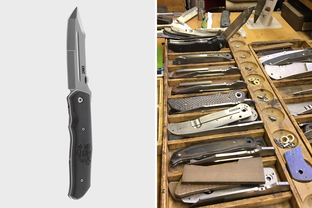 Bob Terzuola Knife Designers