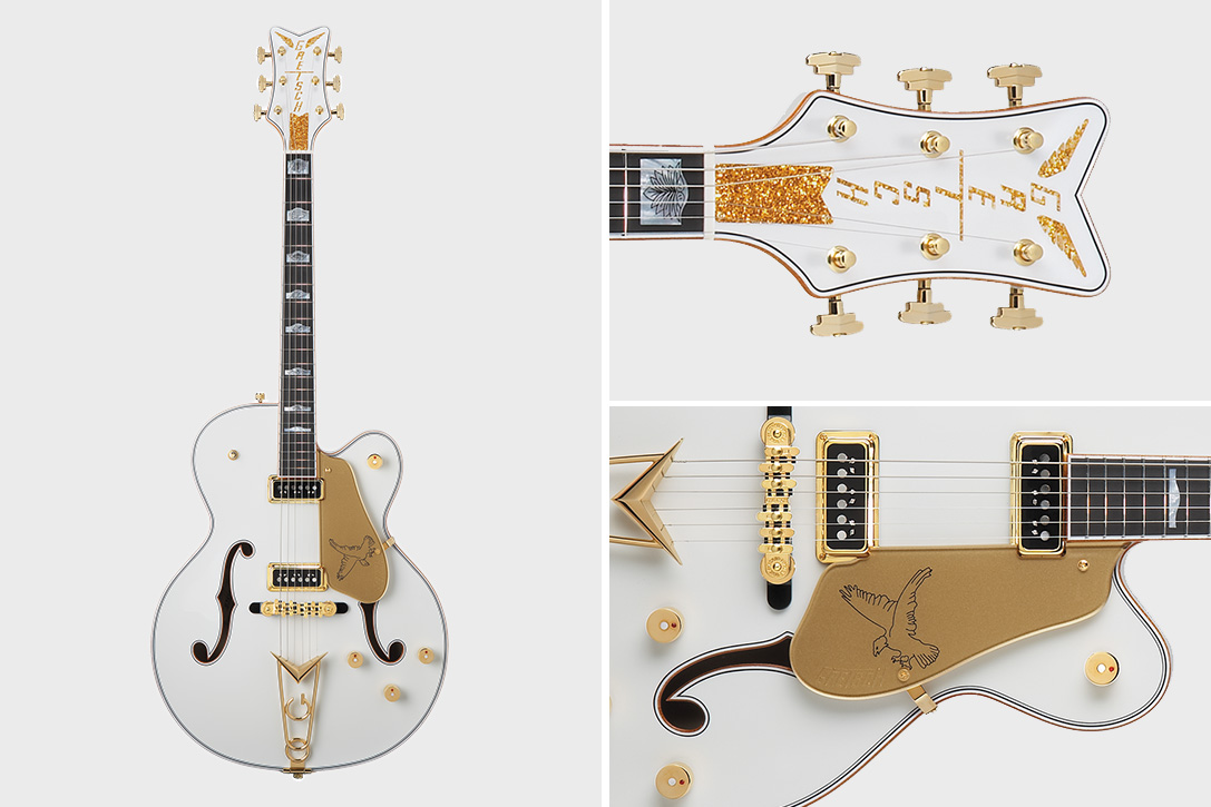 Gretsch Guitars White Falcon