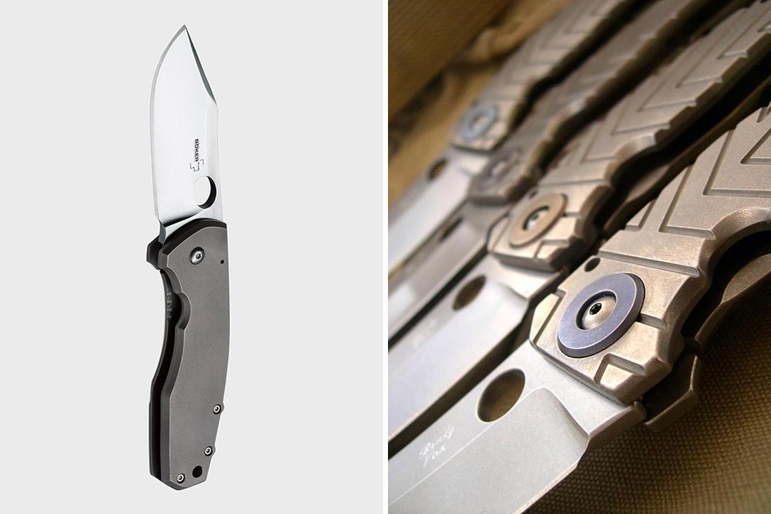 Jesper Vox Knife Designers