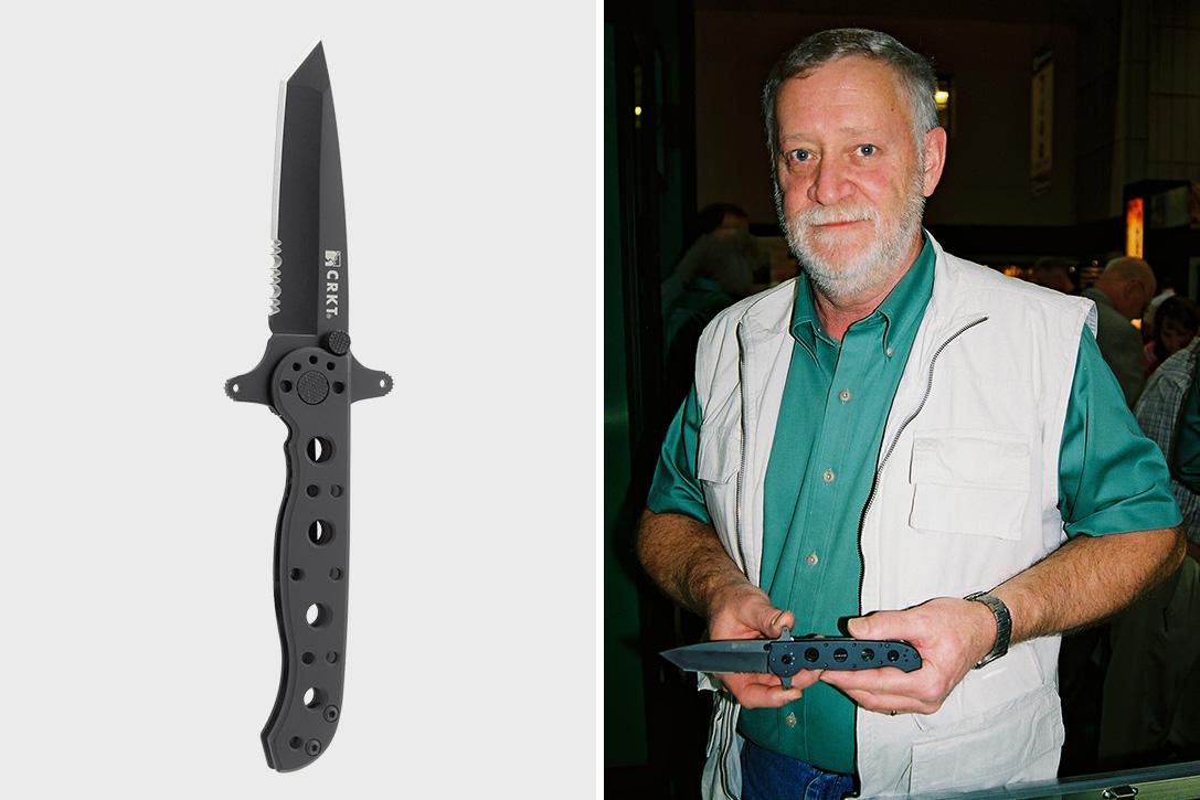 Kit Carson Knife Designer
