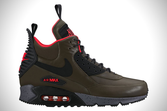 Nike Air Max 90 Sneaker Boot