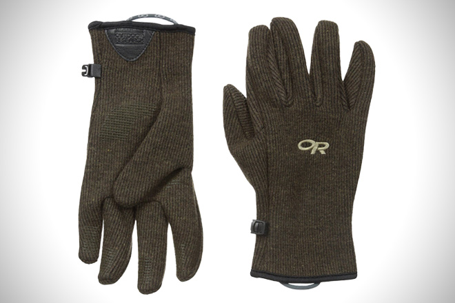 Outdoor Research Men's Flurry Gloves