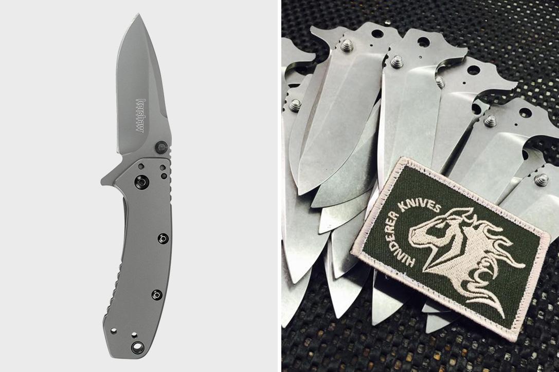 Rick Hinderer Knife Designers