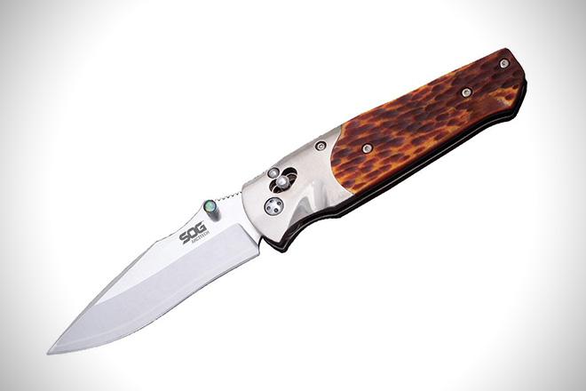 SOG Arcitech Pocket Knife
