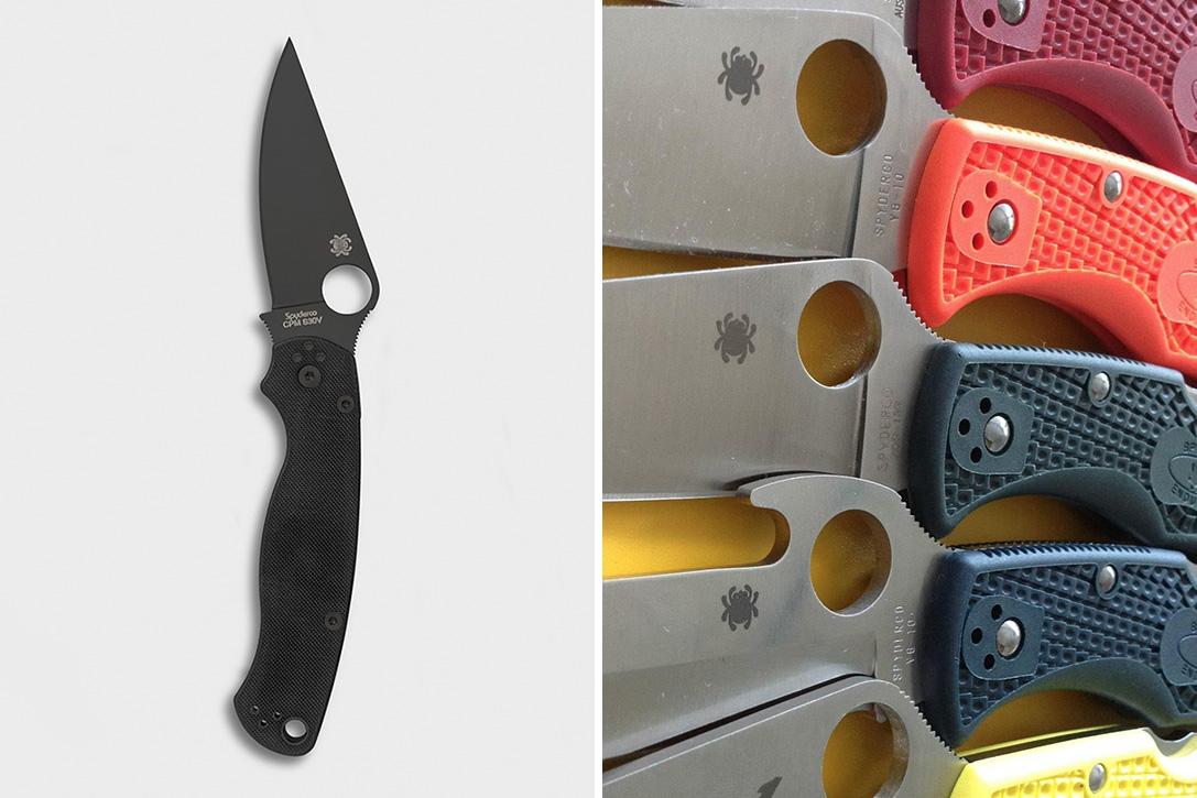 Sal Glesser Knife Designer