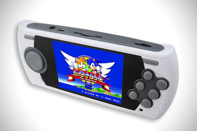 Sega Mega Drive Ultimate Portable Game Player