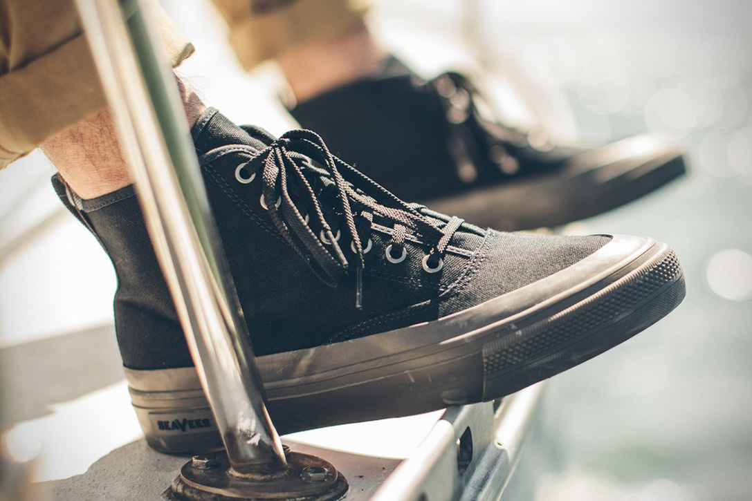 Taylor Stitch X Seavees Mariners Boot Hiconsumption