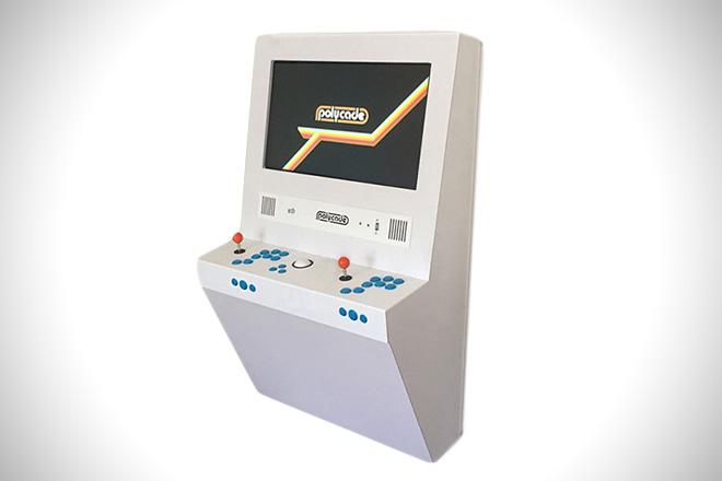 The Polycade Arcade System