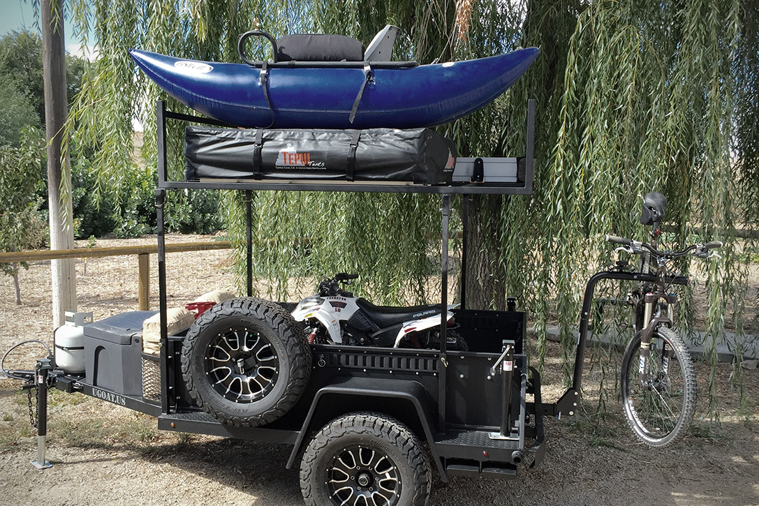 UGOAT Scout Off-Road Camping Trailer 1