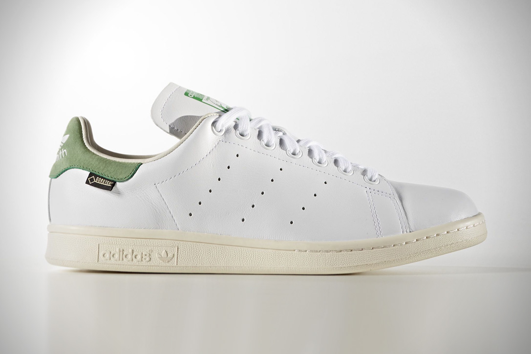 best cheap 5589a fc60d Adidas Stan Smith Gore-Tex Shoes | HiConsumption