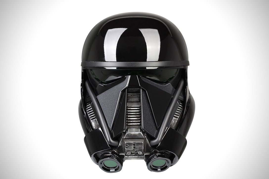 Anovos Rogue One Death Trooper Helmet