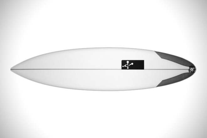 Chemistry Compression Rounded Pintail Surfboard