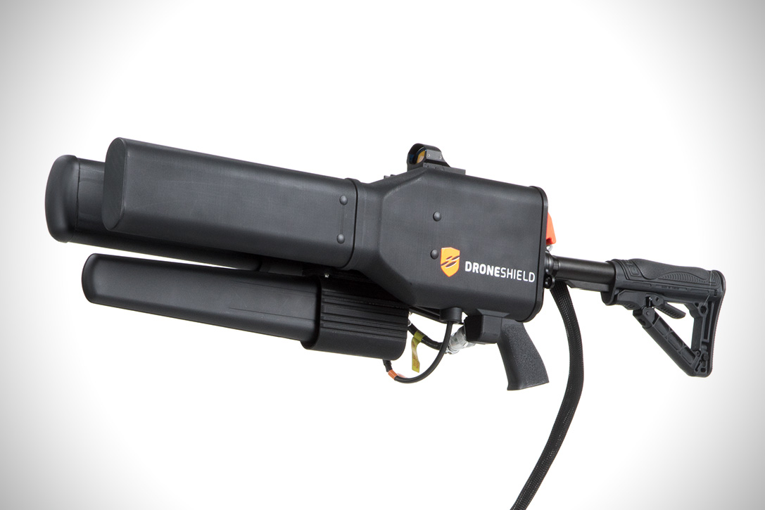 Dronegun Tactical Drone Jammer Hiconsumption