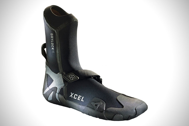 Excel 7mm Drylock Round Toe Boots