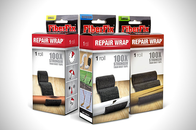 Fiber Fix Repair Wrap