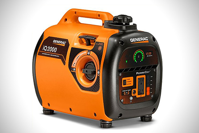 Generac iQ2000 power generator