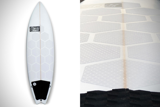 HexaTraction Clear Surf Grip