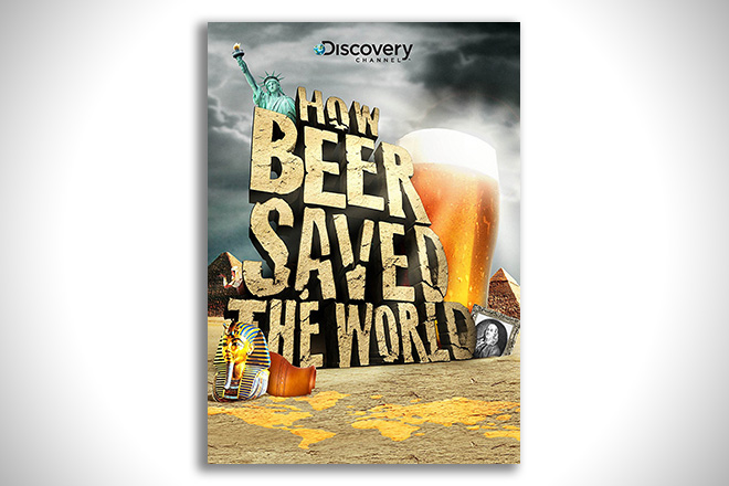 How Beer Saved The World DVD