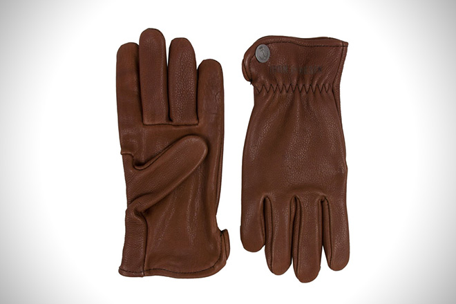 Iron And Resin Buffalo Bobber Gloves