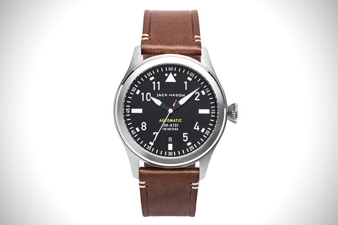 Jack Mason A101 Aviator Automatic Watch