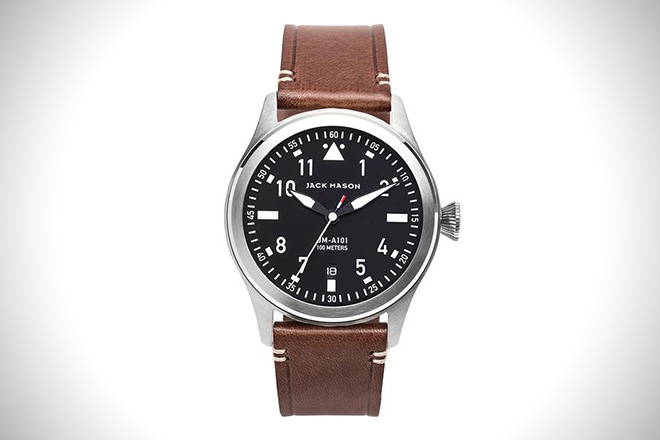 Jack Mason A101 Aviator Watch