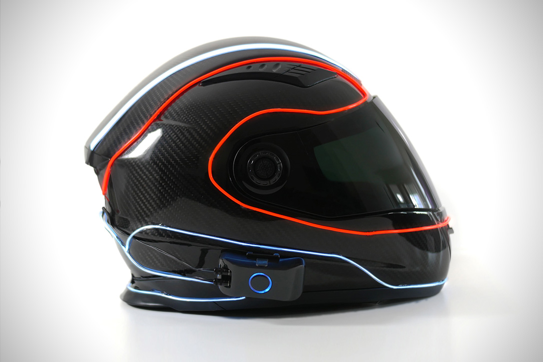 Lightmode S-Series Helmet Kit 2