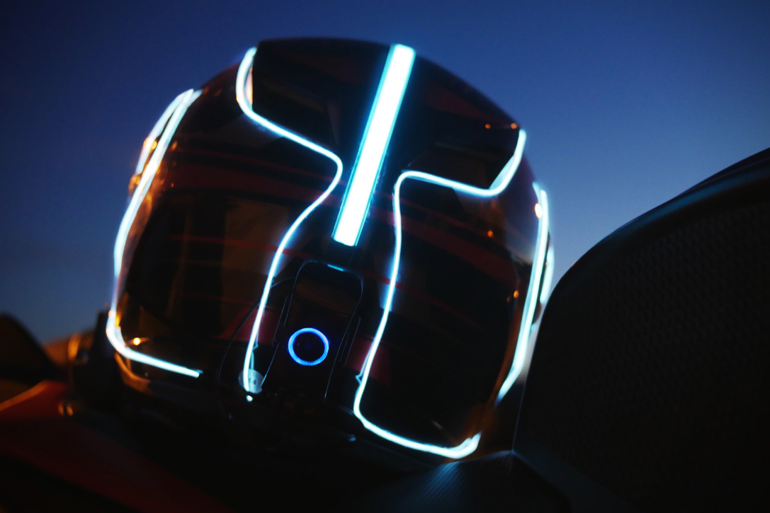 Lightmode S-Series Helmet Kit 6