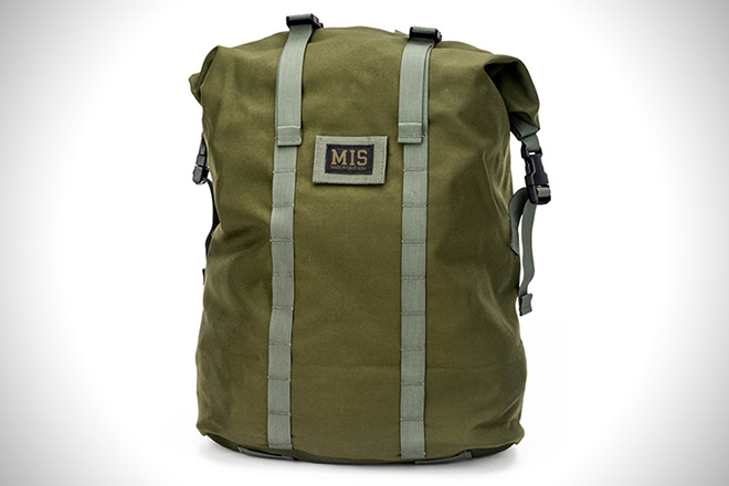 MIS Roll Up Backpack