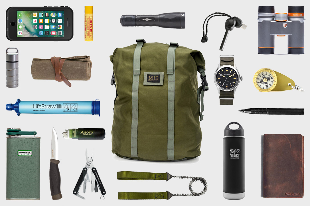 High Exposure: 20 Outdoor EDC Essentials